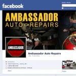 Ambassador Auto Repairs Facebook Page