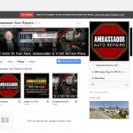 Ambassador Auto Repairs Google+ Page