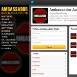 Ambassador Auto Repairs Twitter